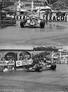 MONACO-GRAND-PRIX-GP-1979-ARROWS-F1-JOCHEN-MASS-PATRESE-PHOTOGRAPH-FOTO-F1