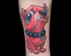 Jesse Smith tattoo