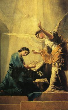 Archangel Gabriel, The Annunciation. Благовещение Пресвятой Богородицы