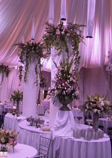 Most Elegant Wedding Reception | Wedding Reception - Wedding Planning Ottawa