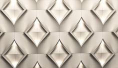 Textured Diamond Interior Wall