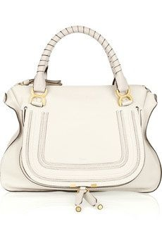 love this chloe bag. especially in white!!