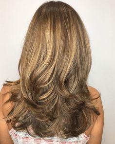 Layered Haircuts for Long Hair 11