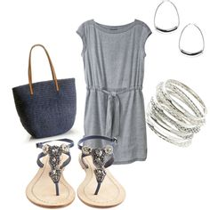 Casual Day, created by stormydc on Polyvore