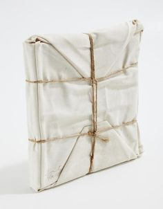 Wrapped Book | Christo