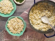 Get One-Pot Ranch Mac and Cheese Recipe from Food Network