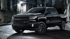 2017 Silverado 1500 Pickup Truck Special Edition at Chevrolet Cadillac of Santa Fe.  www.chevroletofsantafe.com