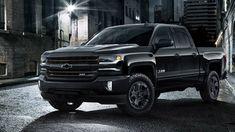 2017 Silverado 1500 Pickup Truck: Special Editions