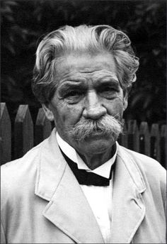 Albert Schweitzer, humanitarian, theologian, philosopher, medical doctor/missionary, world renowned organist, builder of hospitals in Africa.