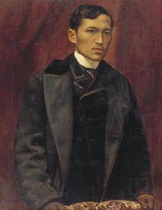 Jo s é Protacio Rizal Mercado Alonso y Realonda was born on June 1861 in the City of Calamba in Laguna, Philippines. Rizal was the seventh child out of his eleven siblings. Jose Rizal, Philippine Art, Filipiniana, Filipino, Biography, Hero, Culture, History, American
