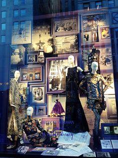 BG show window