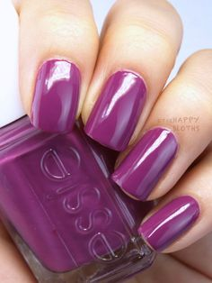 "Essie Spring 2015 Collection in ""Flowerista"", ""Perennial Chic"" & ""Garden Variety"": Review and Swatches"
