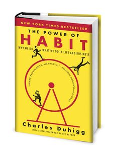 The Power of Habit: Why We Do What We Do in Life and Business is a book by Charles Duhigg, a New York Times reporter, published in February 2012 by Random House. It explores the science behind habit creation and reformation. New York Times, Etre Un Bon Manager, Good Books, Books To Read, Free Books, Life Changing Books, A Course In Miracles, Michael Phelps, Startup