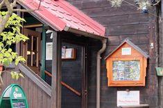 So finden Sie uns   Kammersteinerhütte Shed, Outdoor Structures, House, Barns, Sheds