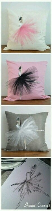 From sketch to final designs! Contact us to make a custom order just for you! could modify to cute card(Diy Pillows) Sewing Pillows, Diy Pillows, Decorative Pillows, Cushions, Throw Pillows, Fabric Crafts, Sewing Crafts, Sewing Projects, Craft Projects