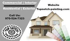 Interior Exterior Home Painting Services in Vail CO