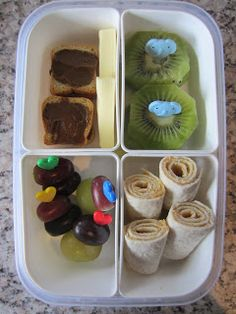 """Learn with Play at Home: """"Snackboxes"""" Healthy Food for Kids"""