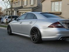 2009 Mercedes-Benz CLS550 with rims - Google Search