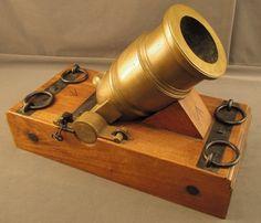 Half Scale Replica British Coehorn Mortar
