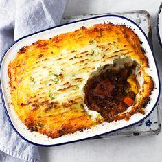 Cheesy Cottage Pie