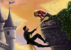 Captain Swan is Tangled