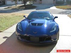 2016 Chevrolet Corvette Z06 Coupe 2-Door #chevrolet #corvette #forsale #unitedstates