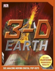 3-D Earth by DK Publishing. $13.49. Publisher: DK CHILDREN (March 19, 2012). 72 pages. Publication: March 19, 2012. Series - 3-D. Reading level: Ages 10 and up