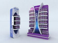 Point of Sale | Health & Beauty Point of Purchase Design | POP | POSM | POS | POP |PyG by Marco Mazza, via Behance
