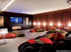 спальня черно белая красная - Поиск в Google