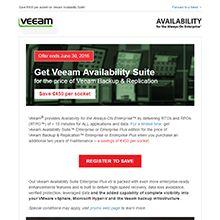 Veeam ProPartner Portal