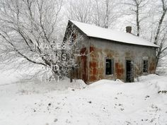 Abandoned In The Snow