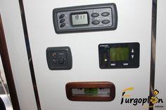 Calefacción Webasto Dual Top Evo y control para Vitrocerámica Webasto Cooker x100. www.furgoplon.com