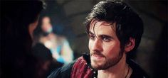 once upon a time, gif, and captain hook image