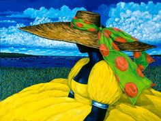 Jonathan Green   ---    I think this is so beautiful. Love the colors.