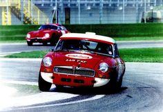 1963 MG B | Classic Driver Market