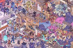 Hanamura Showdown & The Raid | Josan Gonzalez & Laurie Greasley
