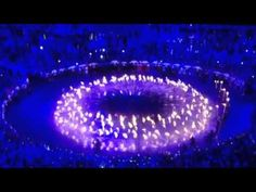 The Olympic Cauldron is lit at an atmospheric opening ceremony for the London 2012 Olympic Games on 27 July 2012. Every two years, the world's finest athlete...
