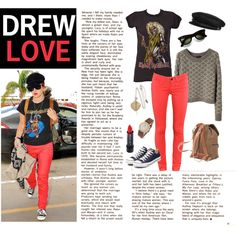Drew Love, created by ms-aja-james.polyvore.com