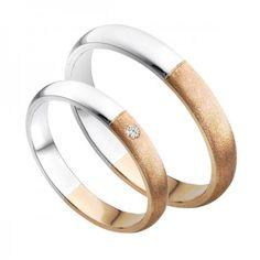GOLDEX SP-203 Zlaté snubní prsteny