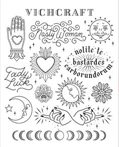 "439 Likes, 10 Comments - Jenna Blazevich (@vichcraft) on Instagram: ""Cincinnati! Here's the first of two flash sheets I designed and donated to @whitewhaletattoo's…"""