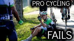 Recopilatorio de ciclistas profesionales enfadados