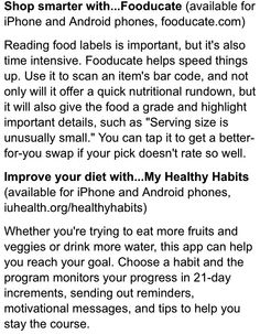 Page 4 apps for exercise and tips to be get health Exercise Apps, Reading Food Labels, Health And Beauty, Coding, Nutrition, Tips, Programming