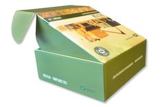 Design your own Custom Corrugated Boxes from www.ThePaperWorker.com - Eco Friendly Certified!