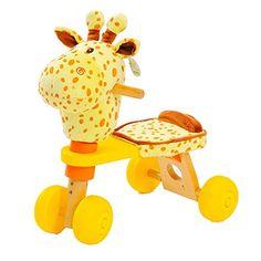 Horse Fashion, Ride On Toys, My Baby Girl, Giraffe, Skateboard, Indoor, Amazon, Cart, Safety