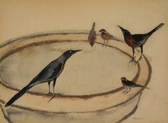 Morris Graves | Woodside / Braseth Gallery