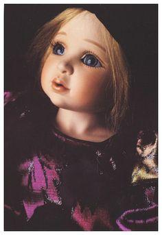 Anya Porcelain Doll