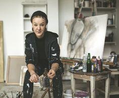 Lena Brauner, one of the most wonderful artists! Bomber Jacket, Artists, Jackets, Fashion, Down Jackets, Moda, Fashion Styles, Fashion Illustrations, Bomber Jackets