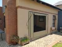 Outdoor Canvas Blinds :: Ruffstuff Outdoor Blinds, Canvas, Outdoor Decor, Home Decor, Tela, Homemade Home Decor, Canvases, Decoration Home, Outdoor Shutters