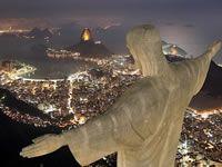 Cristo Redentor Rio de Janeiro, Brazil