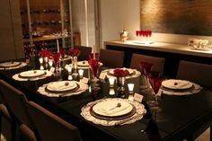 mesa posta para osdias dos namorados  | Mesa-namorados